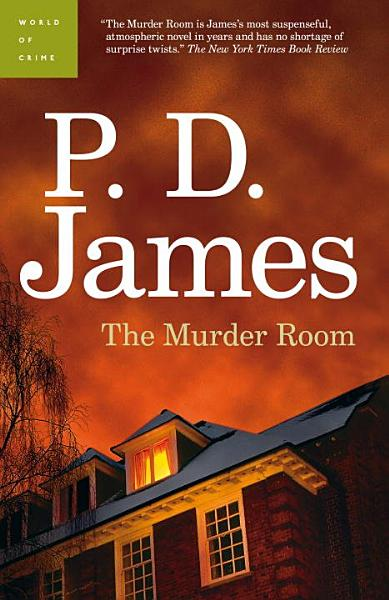 Download The Murder Room Book