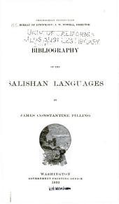 Bibliography of the Salishan Languages: Issue 16
