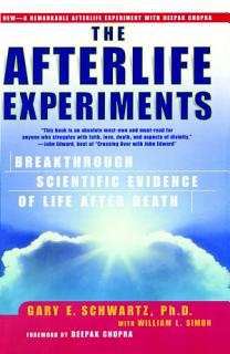The Afterlife Experiments Book