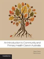 An Introduction to Community and Primary Health Care in Australia PDF