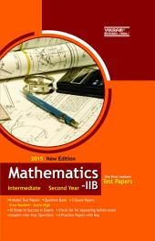 INTERMEDIATE II YEAR MATHS II B(English Medium) TEST PAPERS: Model papers, Practice papers, Guess papers