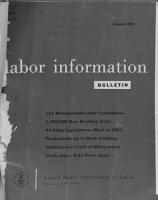 Labor Information Bulletin PDF