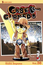 Case Closed, Vol. 38: On the Ropes