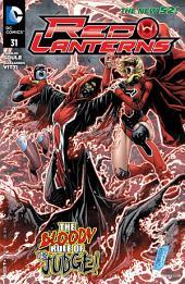 Red Lanterns (2011- ) #31