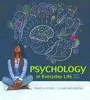 Psychology in Everyday Life  High School  PDF