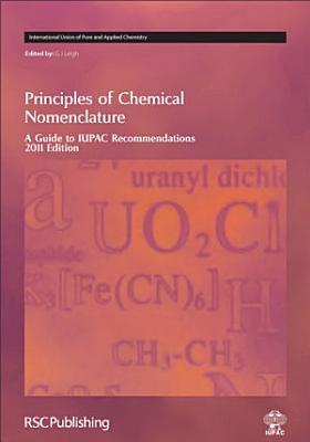 Principles of Chemical Nomenclature