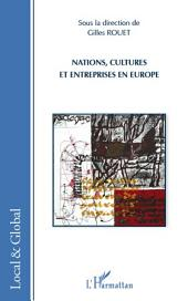 Nations, cultures et entreprises en Europe