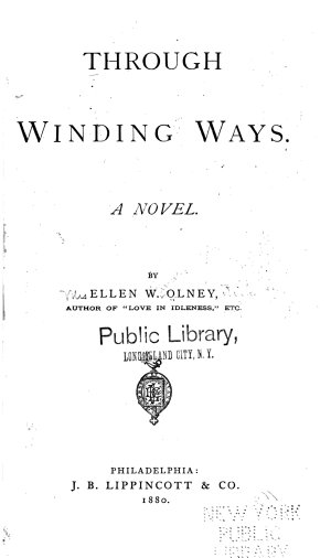 Through Winding Ways
