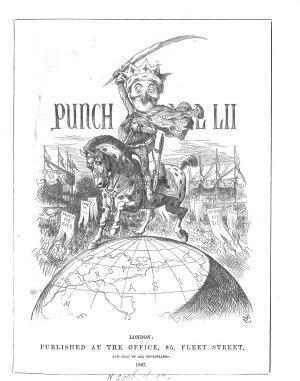 Punch  Or  The London Charivari
