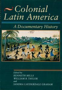 Colonial Latin America Book