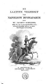 De laatste Veldtogt van Napoleon Buonaparte
