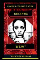 Rihanna Famous Coloring Book