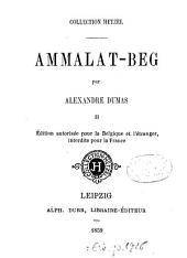 Ammalat-Beg: Volume2