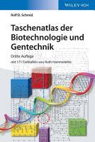 Taschenatlas der Biotechnologie und Gentechnik PDF