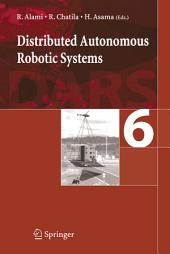 Distributed Autonomous Robotic System 6