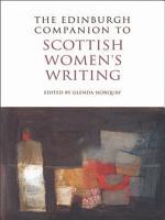 Edinburgh Companion to Scottish Women s Writing PDF