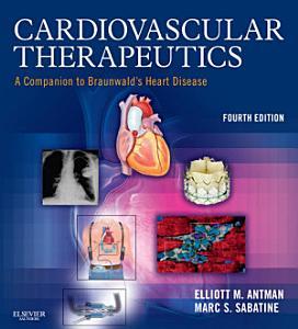 Cardiovascular Therapeutics E Book