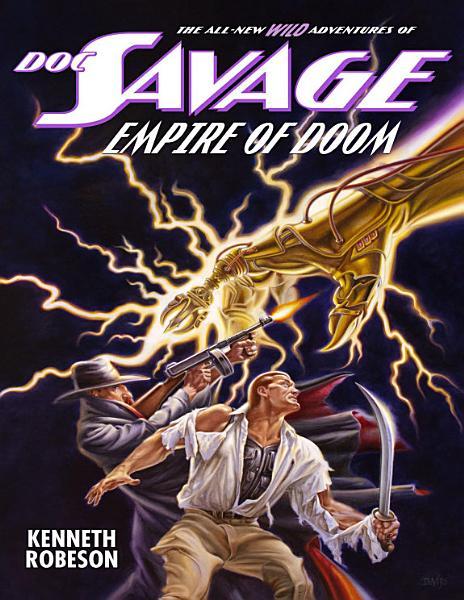 Download Doc Savage  Empire of Doom Book
