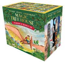 The Magic Tree House Library PDF