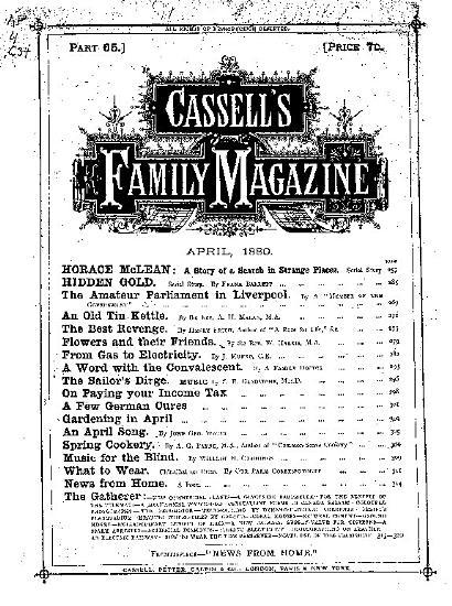 Cassell s Magazine PDF