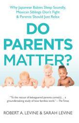Do Parents Matter  Book PDF