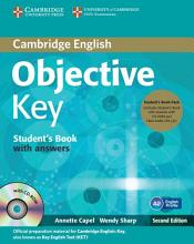 Objective Key Student s Book Pack  Student s Book with Answers with CD ROM and Class Audio CDs 2   PDF
