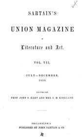 Sartain's Union Magazine of Literature and Art: Volume 7