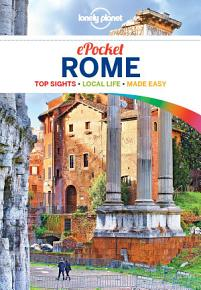 Lonely Planet Pocket Rome PDF