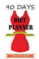 90 Days Diet Planner Journal Book PDF