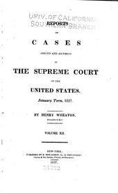 United States Reports: Cases Adjudged in the Supreme Court, Volume 25