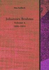 Johannes Brahms: Band 3,Ausgabe 1
