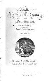 Idyllen, Volkssagen, Legenden und Erzählungen aus der Schweiz