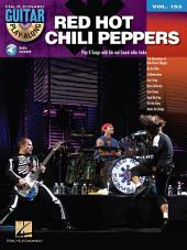 Red Hot Chili Peppers: Guitar Play-Along, Volume 153
