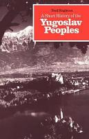 A Short History of the Yugoslav Peoples PDF