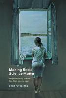 Making Social Science Matter PDF