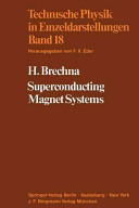 Superconducting Magnet Systems