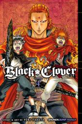 Black Clover, Vol. 4: The Crimson Lion King