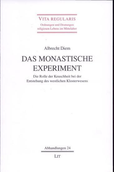 Das monastische Experiment PDF