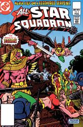 All-Star Squadron (1981-) #6