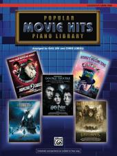 Popular Piano Library - Movie Hits, Level 1: Elementary Piano Collection