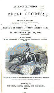 An Encyclop  dia of Rural Sports PDF