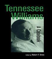 Tennessee Williams PDF