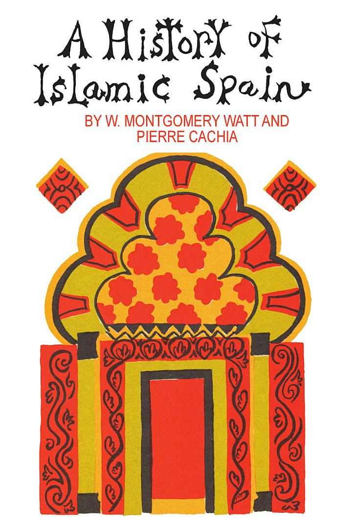 A History of Islamic Spain