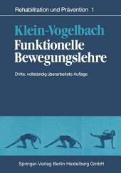 Funktionelle Bewegungslehre: Ausgabe 3