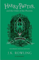 Harry Potter and the Order of the Phoenix   Slytherin Edition Book