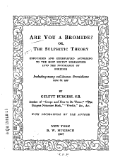 Are You a Bromide? ...