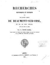 Mémoires in 4,̊: documents inédits concernant la province, Volume4;Volume1855