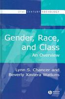 Gender  Race  and Class PDF