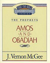 Amos / Obadiah: The Prophets (Amos/Obadiah)