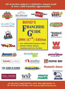 Bond s Franchise Guide 2006 PDF